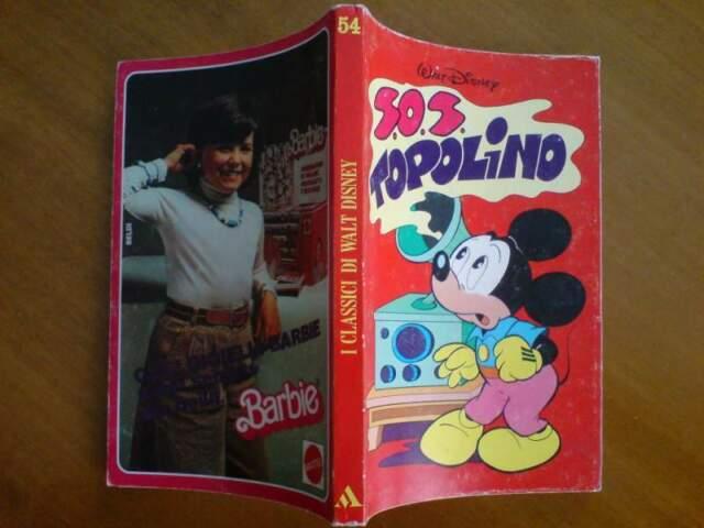 Classici Walt Disney n.54 - S.O.S. Topolino