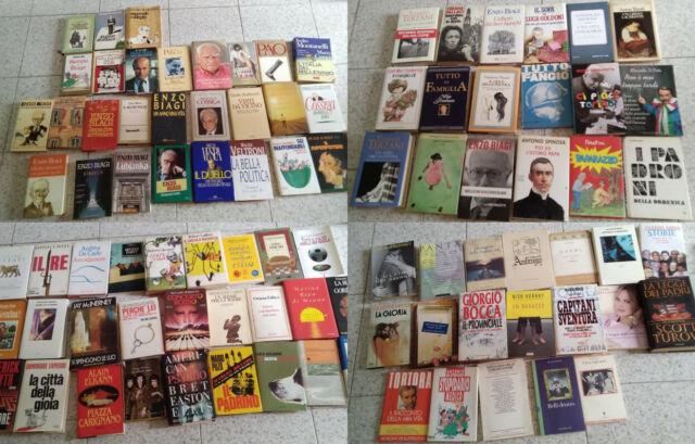 Lotto di libri vari generi e autori