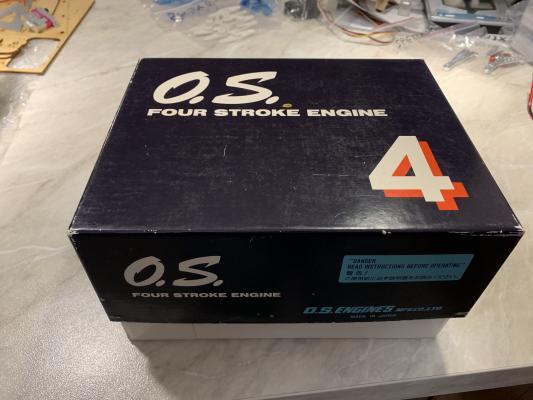 Motore OS FS 120