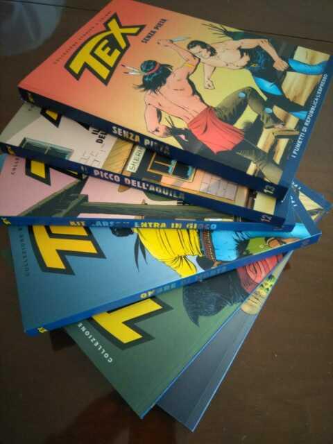 Tex Collezione Storica a colori anni