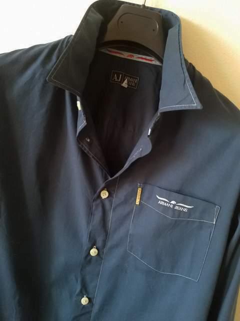 Armani Jeans camicia uomo taglia XL