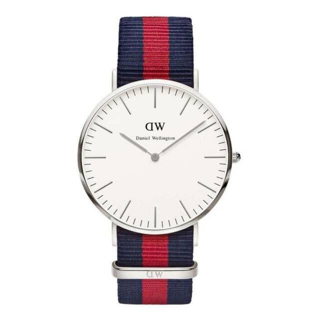 Daniel Wellington Oxford DW orologio uomo al quarzo