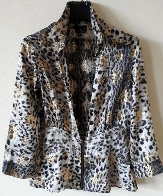 Just Cavalli camicia donna taglia M