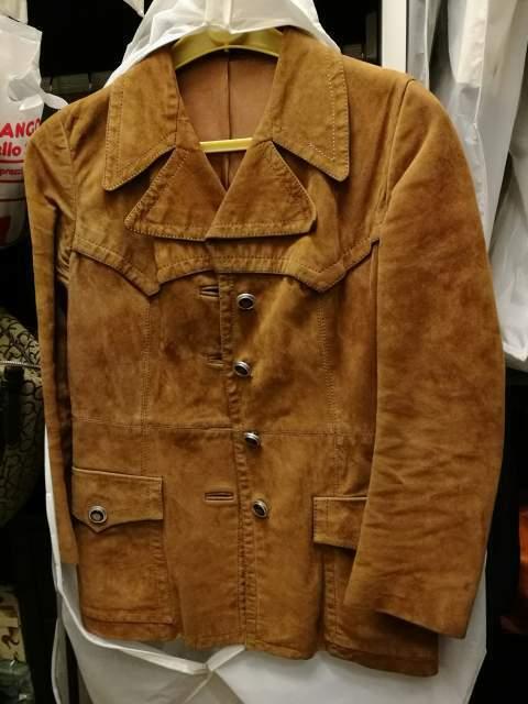 Vendo giacca renna vintage originale anni 70