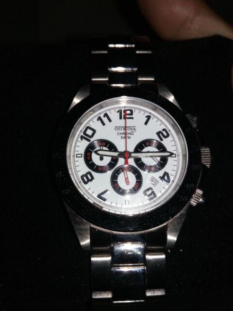 Vendo orologi da uomo e uno da donna