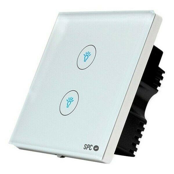 Interruttore intelligente spc hemera b wifi 2.4 ghz