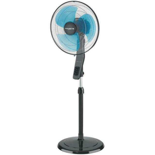 Ventilatore a Colonna VU Diametro 40 cm Colore Nero /