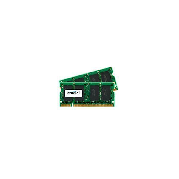 Crucial 4gb ddr2 sodimm memoria 800 mhz