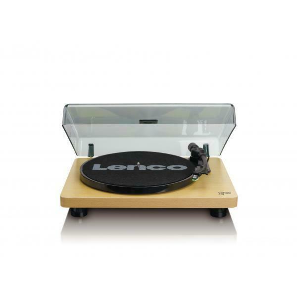 Giradischi  stereo wood