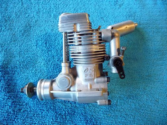 MOTORE OS SURPASS 40 4T