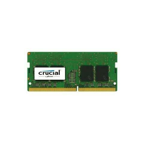 Memoria ram crucial ct4g4sfs824a 4 gb ddr mhz