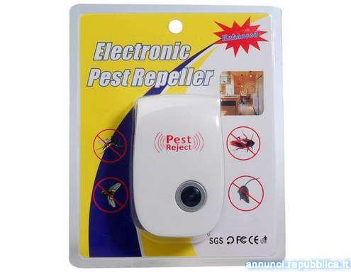 Pest Reject funziona contro zanzare topi insetti