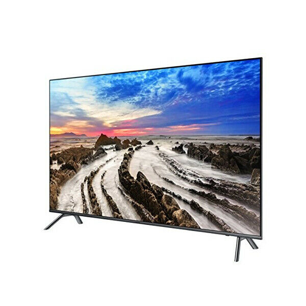 "Smart tv samsung ue49mut 49"" ultra hd 4k hdr wifi nero"