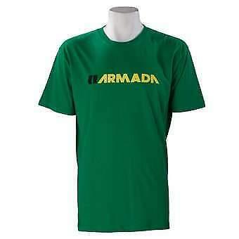 Armada Icon T shirt Black, Royal, Green