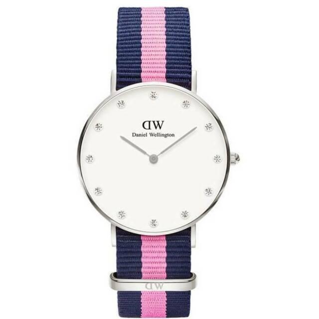 Daniel wellington classy winchester silver dw orologio