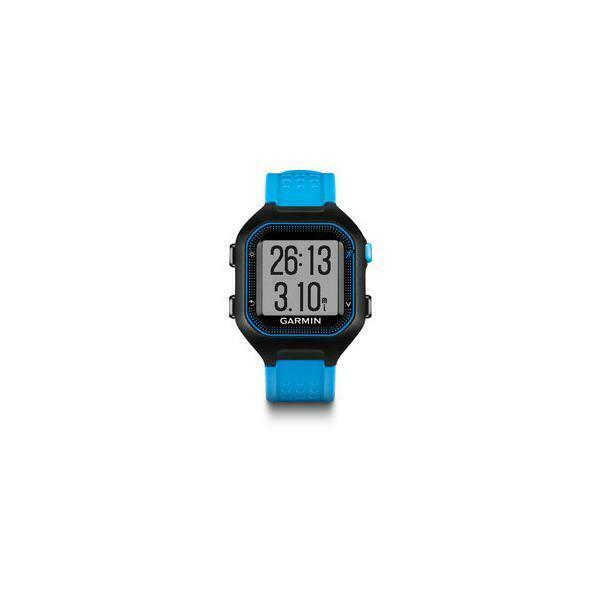 Garmin forerunner 25 orologio sportivo nero, blu 128 x 128