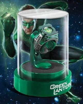 Gw jm green lantern movie replica 1/1 hal jordan's