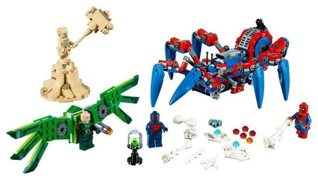 Gw jm lego' marvel super heroes' spider-man s spider