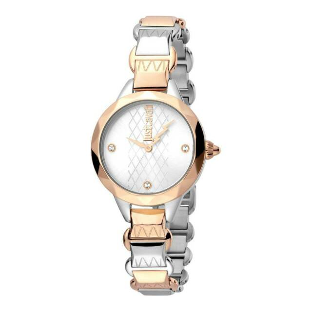 Just cavalli jc1l033m orologio donna al quarzo