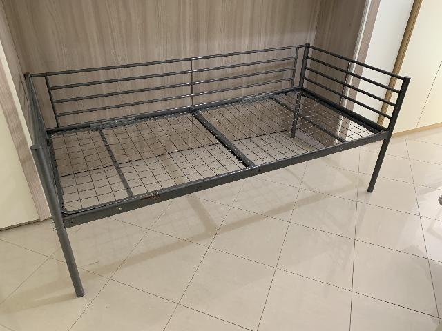 Ikea cuscino beddinge fodera nuova posot class for Rete per letto singolo ikea