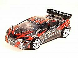 1/16 auto radiocomandata a scoppio on-road 4wd