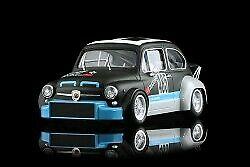 Fiat abarth tcr - #485 zuccari cit  - rtr aluminum