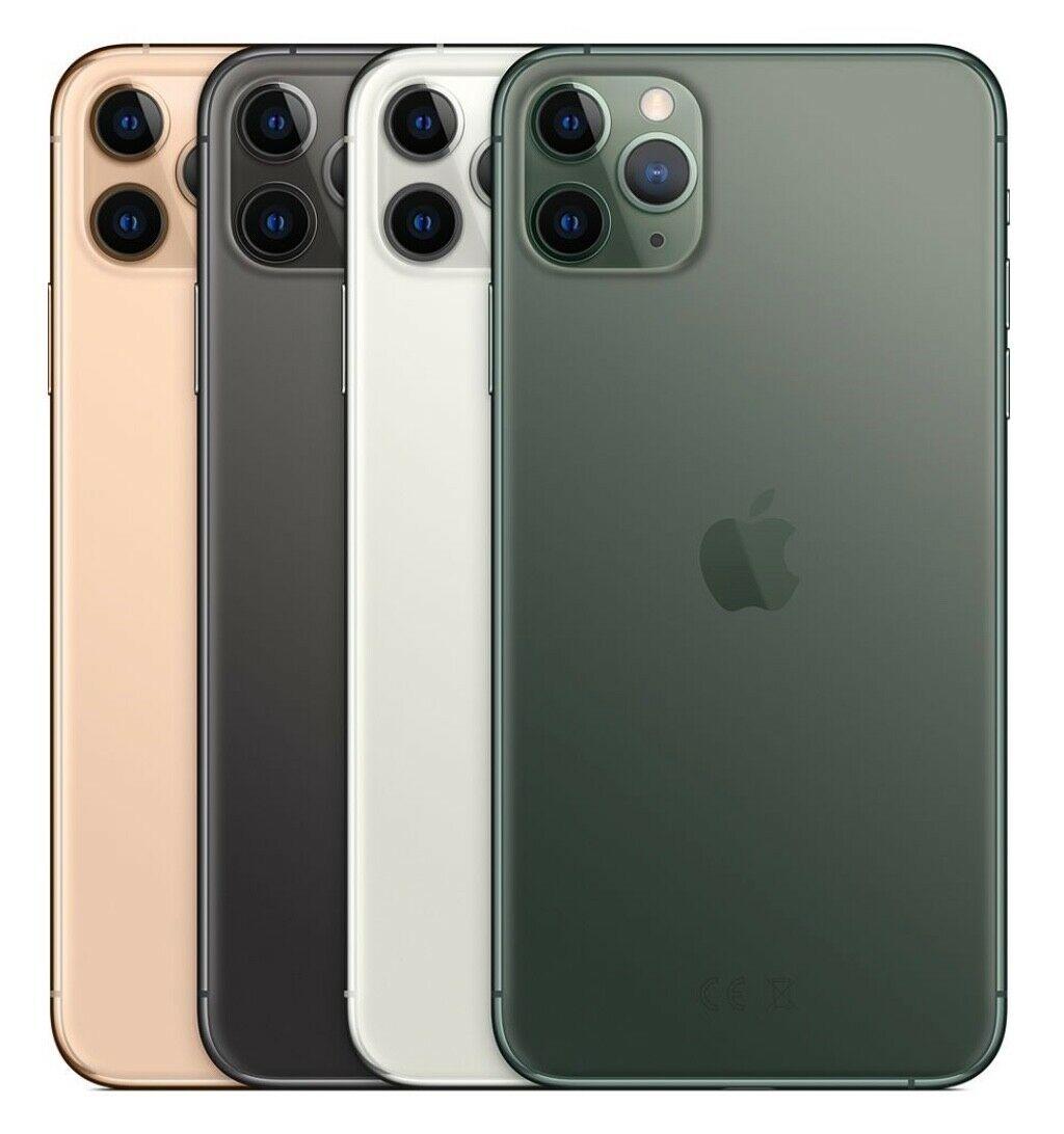Apple iPhone 11 Pro Max 64 GB € 660 Apple iPhone 11 Pro 64