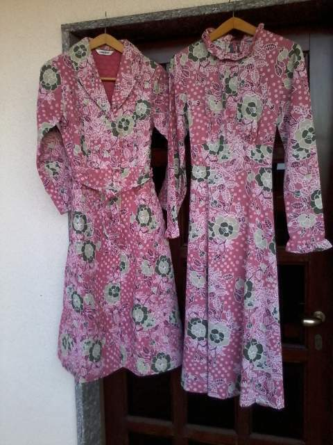 Camicia da notte con Vestaglia abbinata