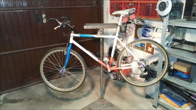 Bicicletta mountain bike MTB Tange Shimano ruote