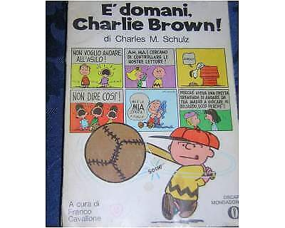E' domani Charlie Brown - Charles M. Schulz