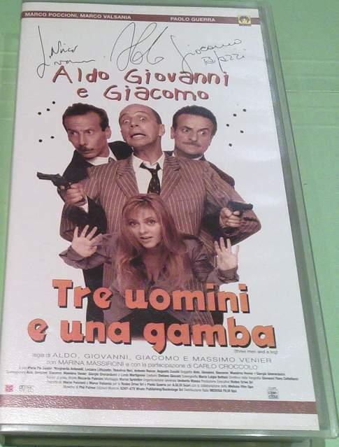 Aldo giovanni e giacomo i film piu' belli