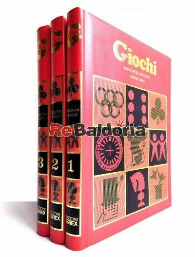 Enciclopedia dei giochi Edizioni Librex Roberto Costa, Dino
