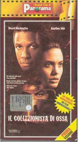 Il collezionista di ossa - VHS
