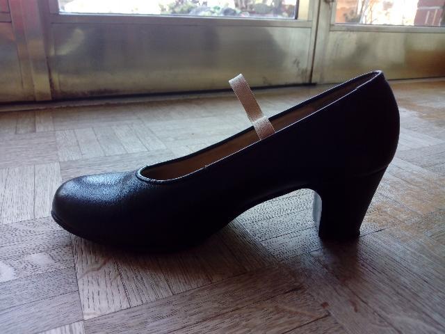 Scarpe flamenco di Siviglia misura dal 25/al 41
