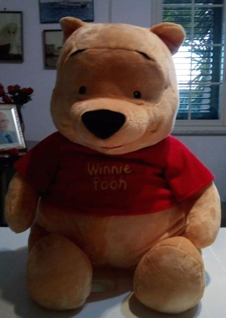 Grande peluche Disney Winnie the Pooh