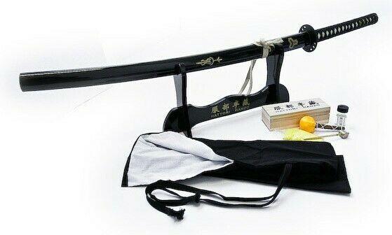 Gw jm kill bill replica 1:1 hattori hanzo sword -