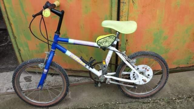 Mountain bike da bambino 8 - 9 anni