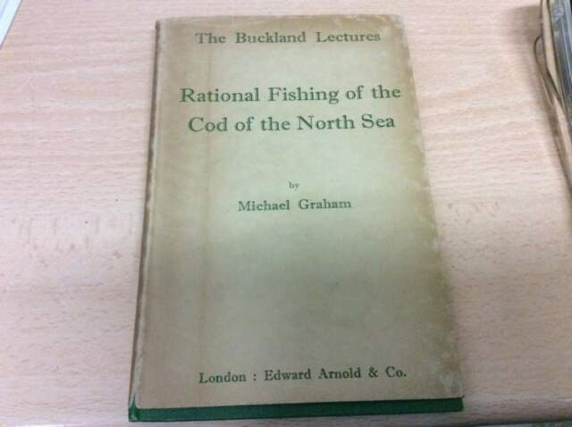 Rational fishing of the cod of the North Sea