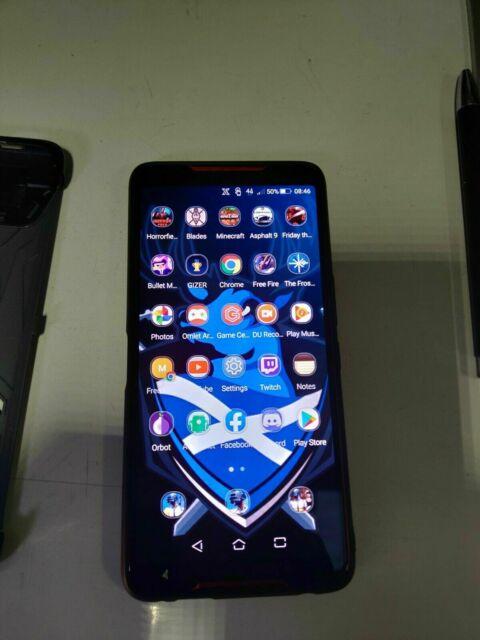 Asus ROG Phone (Republic Of Gamers)