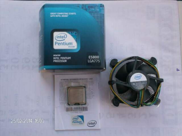 Intel Pentium Dual-Core EGHz Skt 775 Nuovo