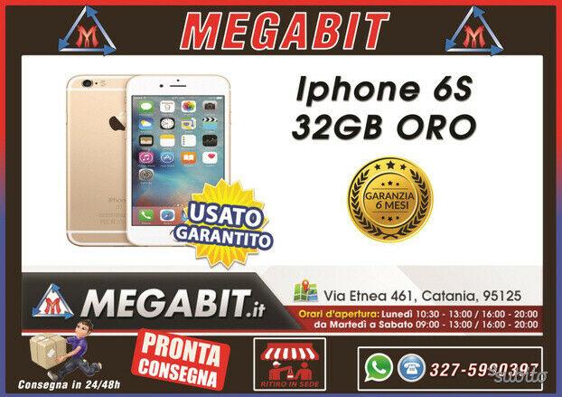 Iphone 6s 32gb oro