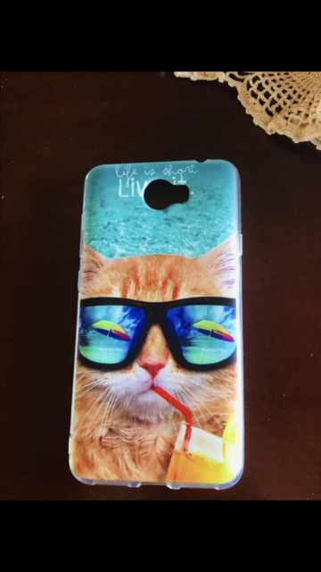Per Il caso di Huawei Del Silicone cover
