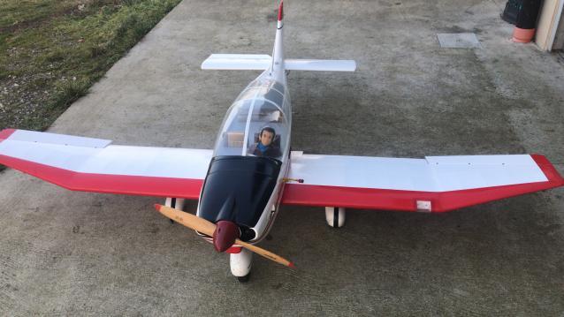 Vendo p120 jetcat