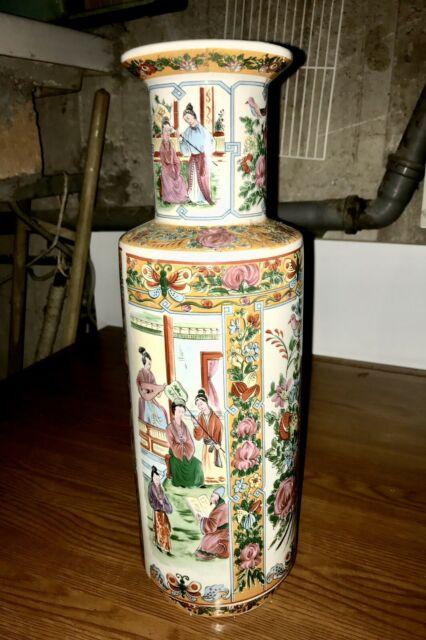 Vaso cinese porcellana antico