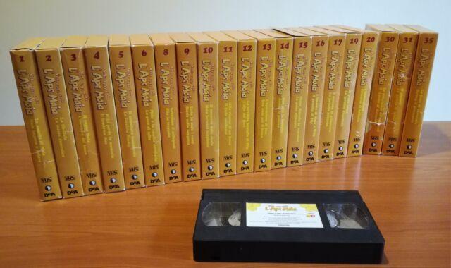 Videocassette VHS de L'Ape Maia