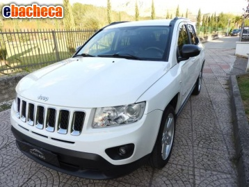 Jeep compass crd 4x4…