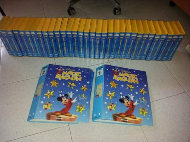 Magic english collezione