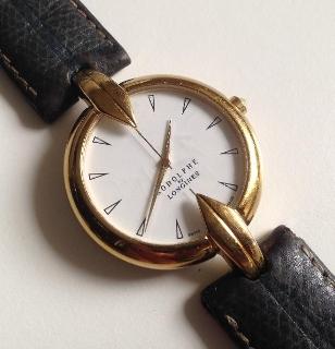 Orologio Longines (Swiss Made) Rodolphe lam. oro