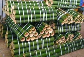 Vendo canne di bambù bambu con diametro da 1 cm. fino a 10