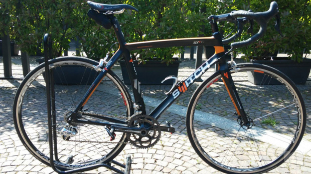 Bici carbonio SWITCH